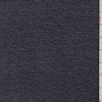 Granite Grey Boucle Sweater Knit