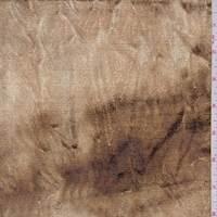 Bronze Panne Velvet
