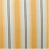 *8 YD PC--Yellow/Multi Stripe Home Decorating Fabric
