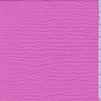 *3/4 YD PC--Dark Pink Stripe Seersucker