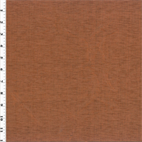 *5 YD PC--Silk Blend Designer Orange Radiant Home Decorating Fabric