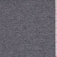 *4 YD PC--Heather Charcoal Jersey Knit