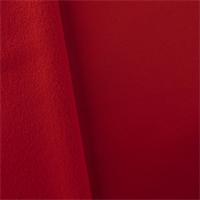 *1 1/4 YD PC--Water Resistant Sweatshirt Fleece - Red