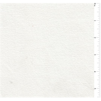 *1 1/2 YD PC--Cotton Candid White Base Cloth Home Decorating Fabric