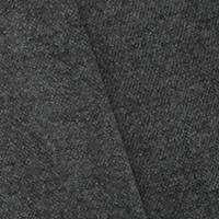 *2 1/2 YD PC--Gray Wool Blend Brushed Herringbone Jacketing