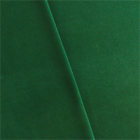 *1 YD PC--Pine Green Velveteen Home Decorating Fabric
