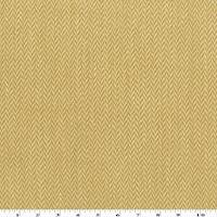 *3/4 YD PC--Mustard Yellow Broken Twill Woven Home Decorating Fabric