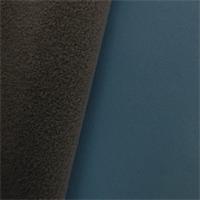 *1 YD PC--Soft Shell Fleece - Sky Blue/Gray