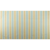 *5 YD PC--Baby Blue/Multi Ottoman Stripe Home Decorating Fabric