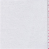 *1 YD PC--White Tissue Knit