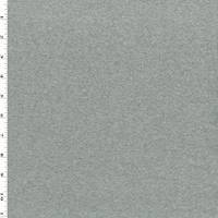 *3 1/2 YD PC--Heather Gray Jersey Knit