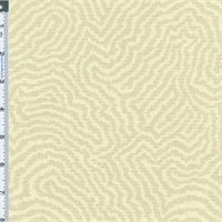 *1 YD PC--Latte Beige Watermark Textured Home Decorating Fabric