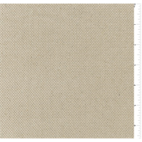 *1 1/4 YD PC--Cream Ivory Chenille Home Decorating Fabric