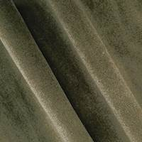 Earthed Brown Mohair Blend Velvet Decorating Fabric