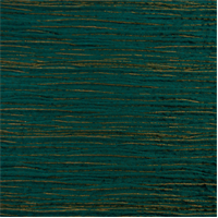 *1 YD PC--Teal Green Swoozie Ripple Faux Velvet Home Decorating Fabric