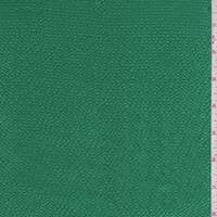 Kelly Green Hammered Silk Satin