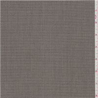 *1 1/2 YD PC--Dusty Taupe Suiting