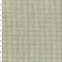 *2 5/8 YD PC--Beige/Brown/Multi Linen Blend Herringbone Suiting