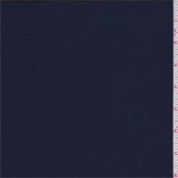 *3 1/8 YD PC--Navy Rayon Jersey Knit