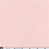 *4 3/4 YD PC--Pink Leno Dobby Striped Shirting
