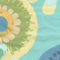 *3 YD PC--Cotton Duck Fun Floral