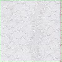 *7/8 YD PC----White Nylon Lace