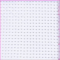 *5 YD PC--Optic White Laser Cut Pleather