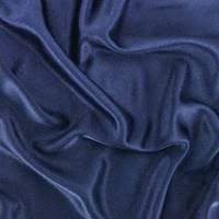 *4 3/4 YD PC--Night Navy Blue Interlock Knit