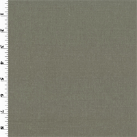 *3 YD PC--Slate Gray Lanai Bengaline Home Decorating Fabric