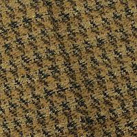 Brown/Black Abstract Textured Houndstooth Decorating Fabric