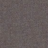 *4 3/8 YD PC--Heather Mocha Brown Wool Suiting