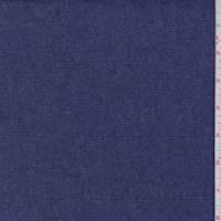 Violet Blue Mini Rib Reversible Sweater Knit