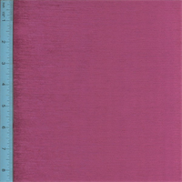 *3 YD PC--Chenille Empress Berry Pink Home Decorating Fabric