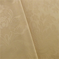 *4 YD PC--Granola Beige JR Scott Wool Damask Home Decorating Fabric