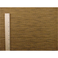 *1 YD PC--Bronze Brown Rib Woven Home Decorating Fabric
