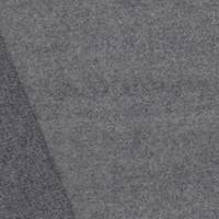 *3 1/4 YD PC--Grey/Charcoal Double-Sided Wool Jacketing