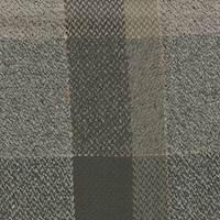 *4 1/4 YD PC--Black/Tan Plaid Wool Suiting