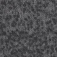 *3 1/2 YD PC--Grey/White Woven Slubbed Wool Suiting
