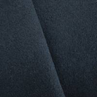 *3 YD PC--Midnight Navy Melton Wool Blend Jacketing