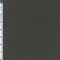 *1 1/2 YD PC--Dark Grey Lightweight Sweater Knit