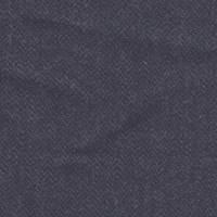 *1 3/4 YD PC--Charcoal Herringbone Wool Suiting