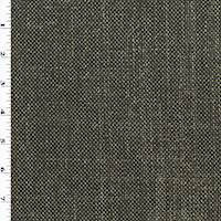 *2 YD PC--Black/Beige/Brown Texture Woven Home Decorating Fabric