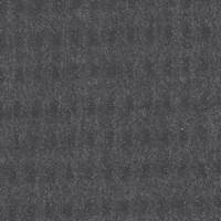 *3 YD PC--Black/Grey Striped Wool Suiting