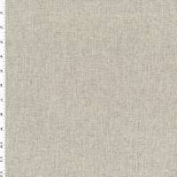 *1 1/8 YD PC--Taupe Beige/Gray Merrimac Dynasty Twill Woven Decor Fabric