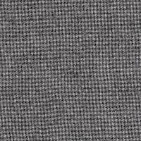 *2 1/4 YD PC--Black/Off White Mini-check Wool Suiting