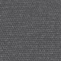 *5 1/8 YD PC--Navy/Silver Brushed Wool Blend Suiting