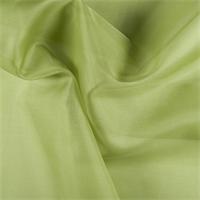 *1 YD PC--Apple Green Silk Organza