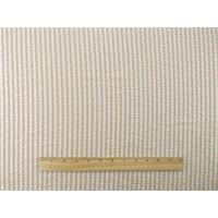 *1 YD PC--Rose Pink/White Seersucker Stripe Home Decorating Fabric