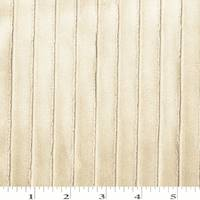 *3 YD PC--Bone Ivory Wide Wale Corduroy Home Decorating Fabric