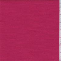 *2 1/8 YD PC--Poppy Red Slubbed Twill